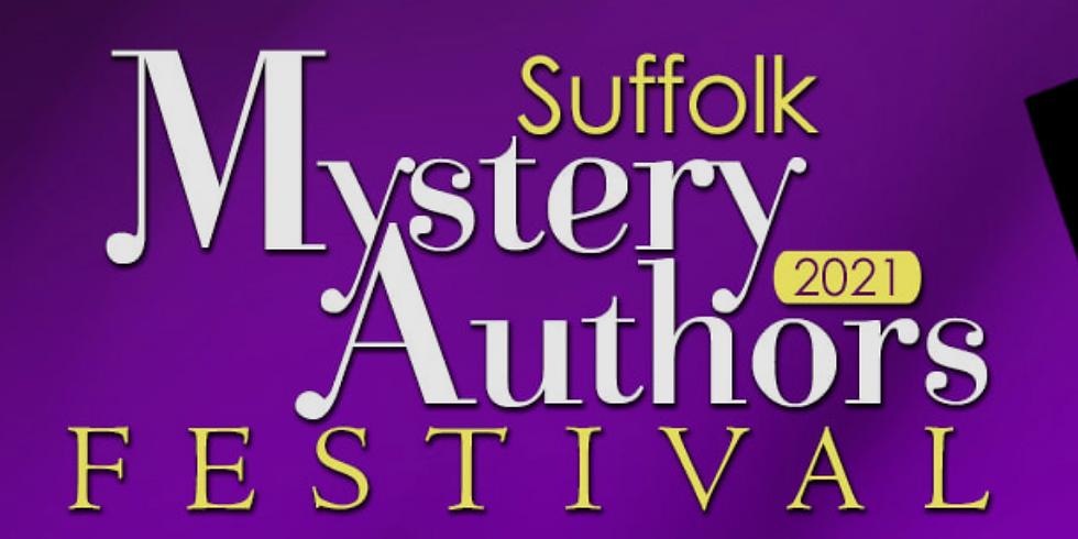 VIRTUAL-Suffolk Mystery Author Festival