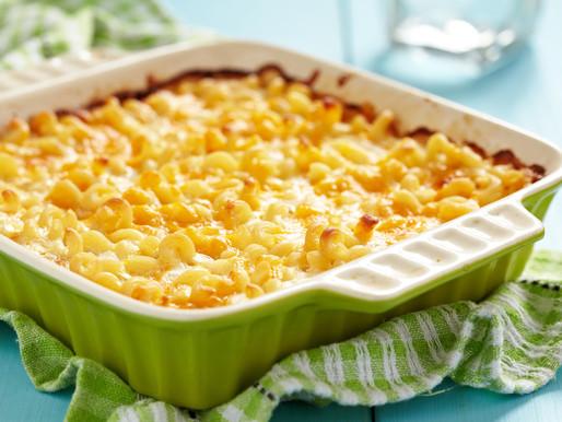 ONE DISH Mac & Cheese!