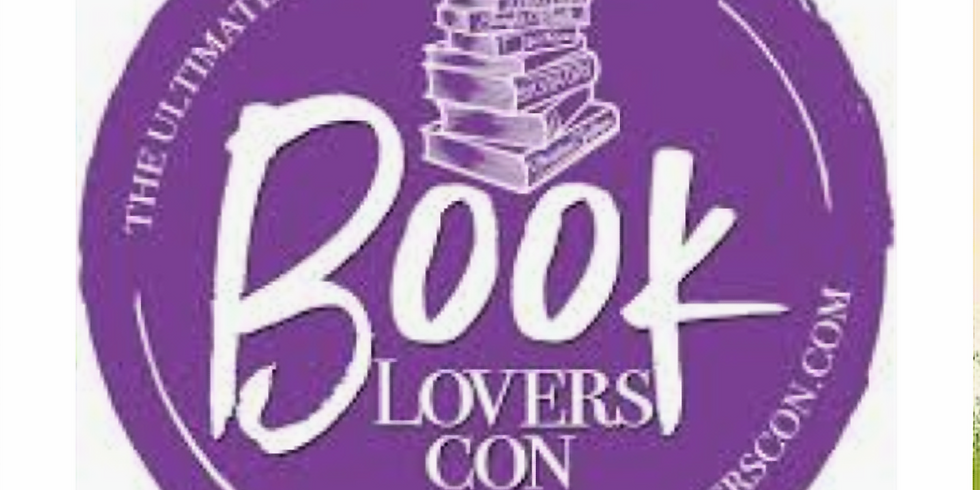 EVENT & BOOK SIGNING: Book Lovers Con 2021 - Orlando