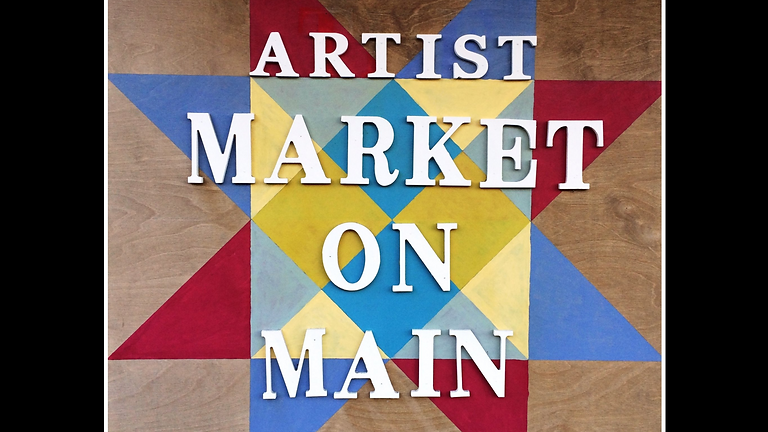 BOOK Signing: Artist Market on Main - Mocksville, NC