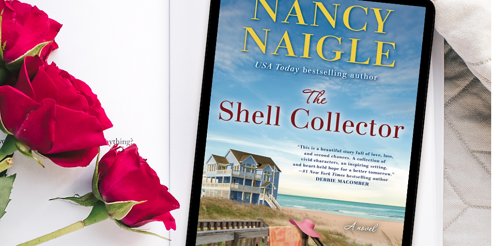 BOOK RELEASE - THE SHELL COLLECTOR