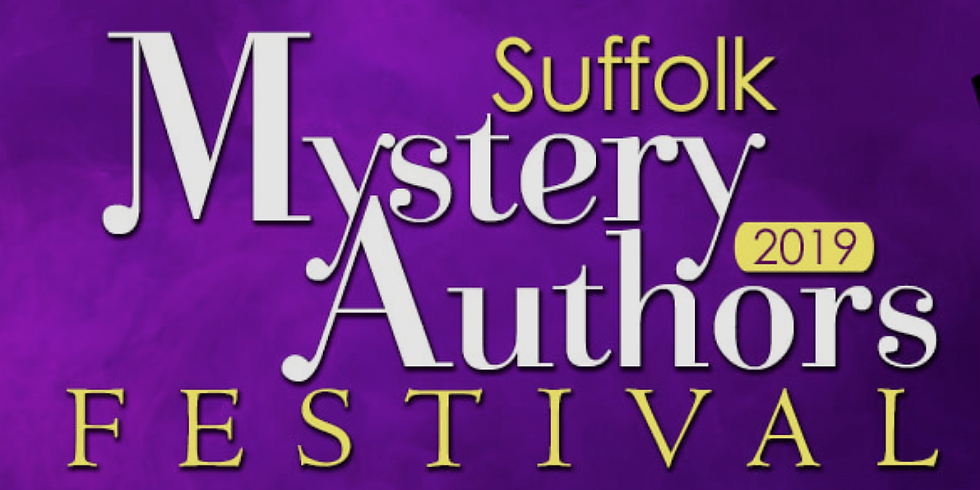 EVENT: Suffolk Mystery Authors Festival 2020