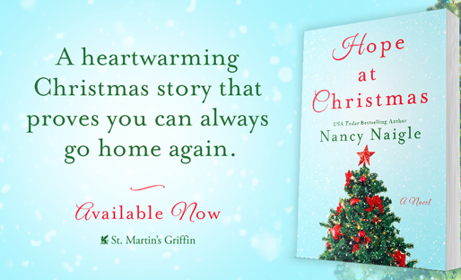 HOPE AT CHRISTMAS🎄USA TODAY Happy💜Ever💜After Excerpt