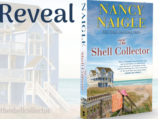 The Shell Collector - New in 2021 from Nancy Naigle