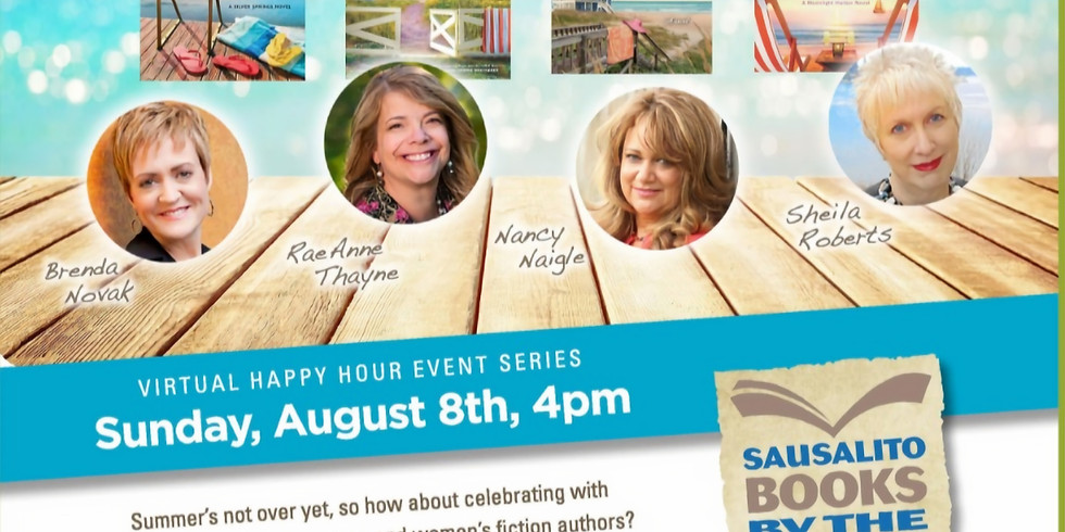 Lets Have a Beach Party - Virtual Happy Hour Series