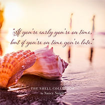 The Shell Collector Quote on Time