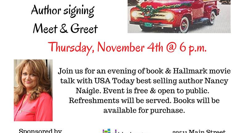Blackwater Regional Library - Courtland Author Meet & Greet
