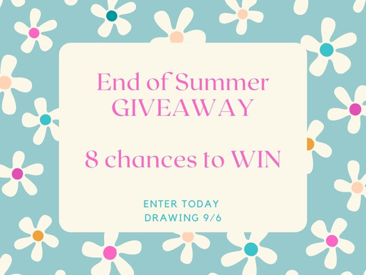 Enter to WIN Bookstore Gift Cards or Digital Books