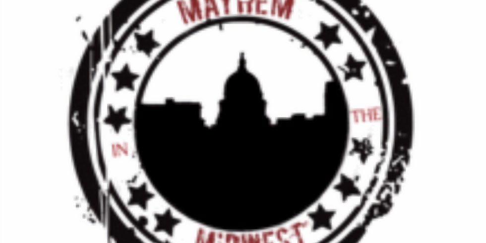 BOOK SIGNING: Mayhem in the Midwest