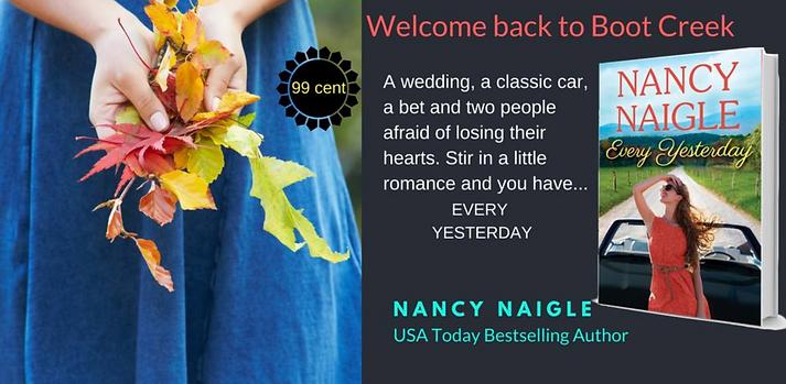 EveryYesterday by Nancy Naigle