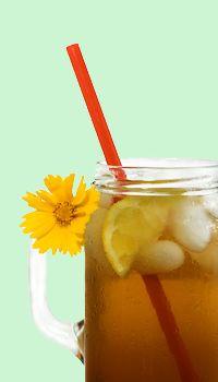 It's a sweet tea kind of day.