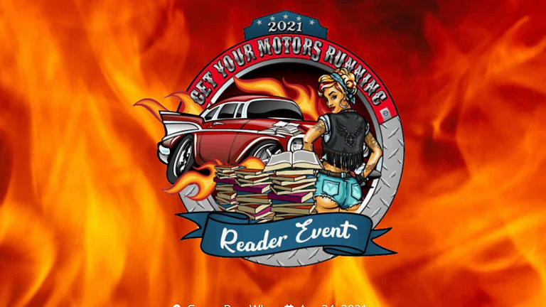 BOOK SIGNING: Get Your Motor Running - Green Bay WI
