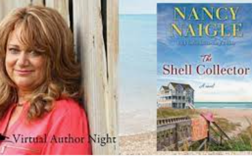 FREE VIRTUAL AUTHOR EVENT TONIGHT 7pm eastern
