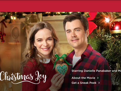 Set your DVR for this Novel Adaptation on Hallmark