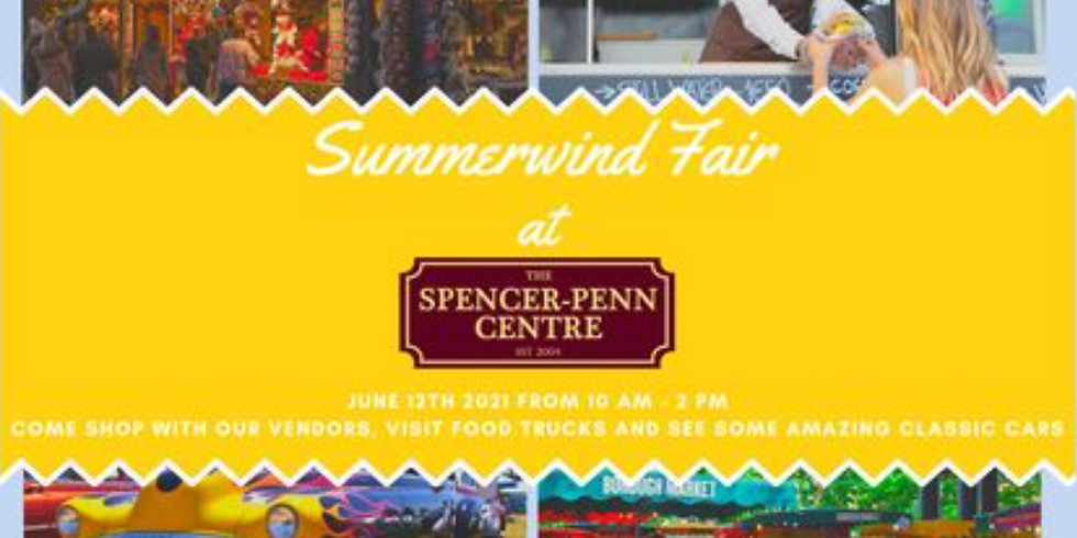 EVENT & Book Signing: Summerwind Festival