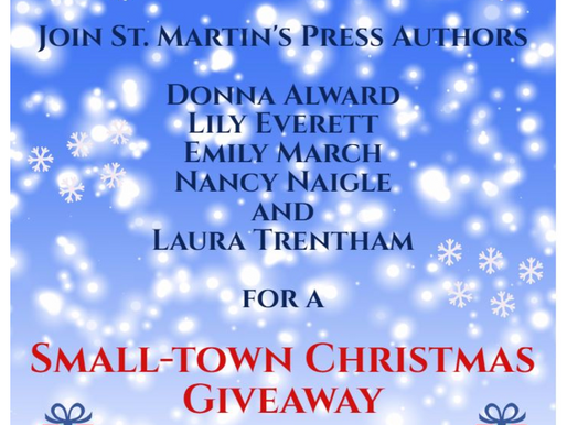 Exciting Holiday Novel Contest
