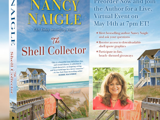 PREORDER THE SHELL COLLECTOR TODAY