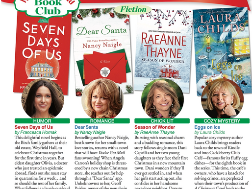 Woman's World Book Club 🎄 This Season's Best Books