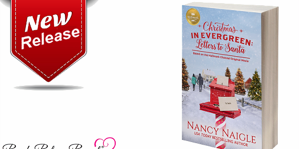 BOOK RELEASE: Christmas in Evergreen: Letters to Santa