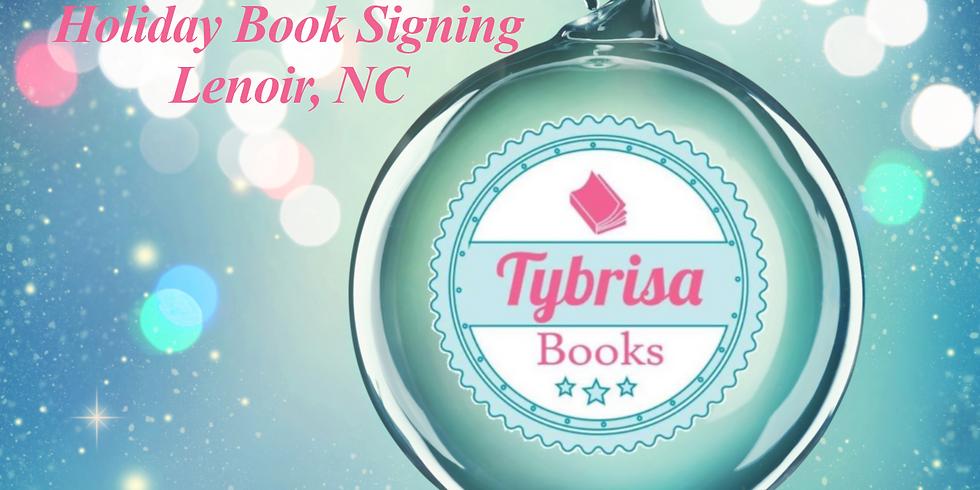 BOOK SIGNING - Tybrisa Books, Lenoir, NC
