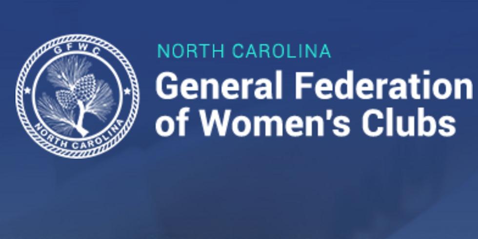 SPEAKING ENGAGEMENT: Mocksville Women's Club