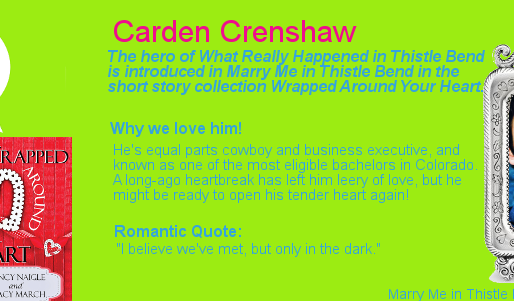 NEED A HERO? Meet Carden Crenshaw