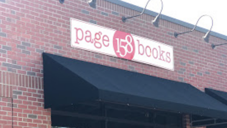 Page 158 Books Raleigh NC Book