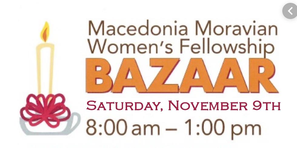 Macedonia Moravian Church Bazaar