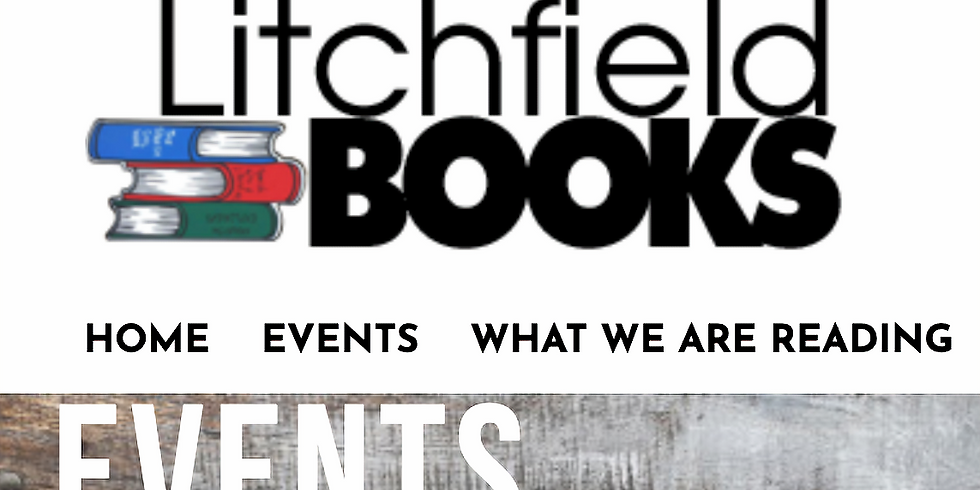 BOOK SIGNING & LUNCH: Litchfield Books Moveable Feast