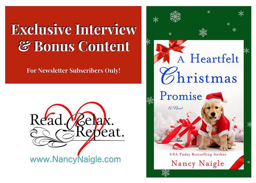 A Heartfelt Christmas Promise Pre-order