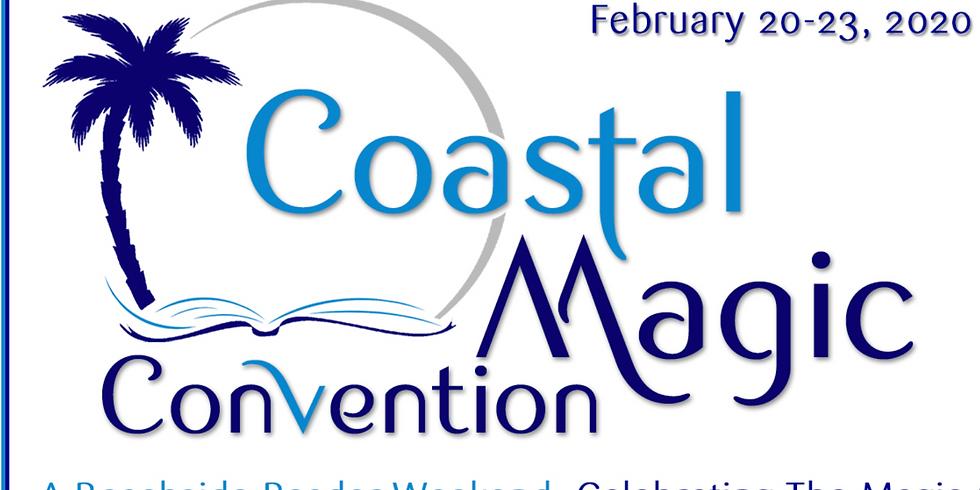 EVENT: Coastal Magic Convention