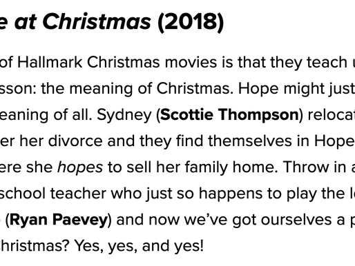 Parade ranks the 35 Best Hallmark Holiday Movies of All Time!