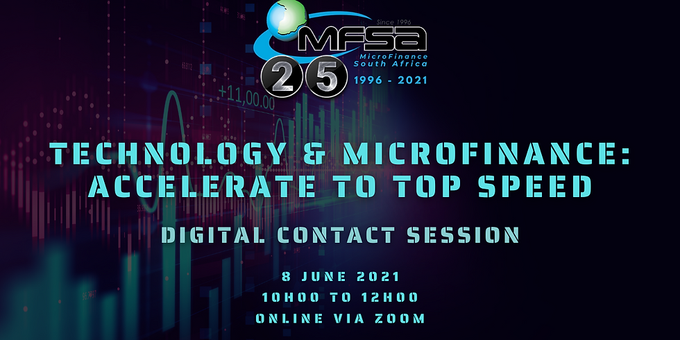 MFSA Digital Contact Session - Technology