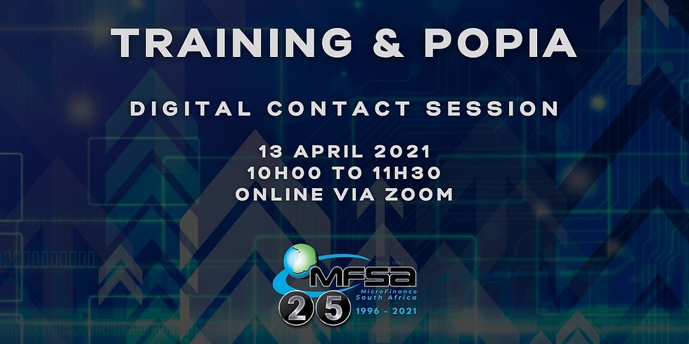 MFSA Digital Contact Session