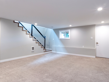 Top Heating and Cooling Options for a Finished Basement