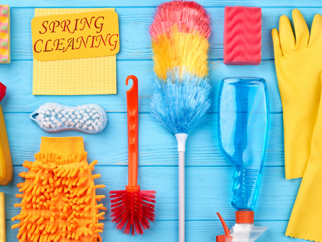 Add HVAC Maintenance to Your Spring Cleaning Checklist