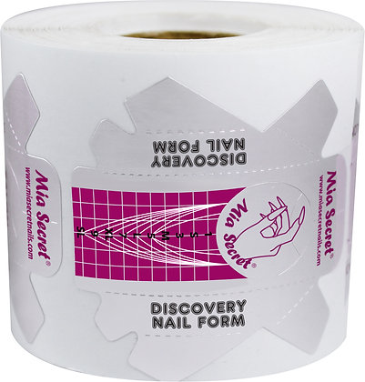 DISCOVERY NAIL FORM