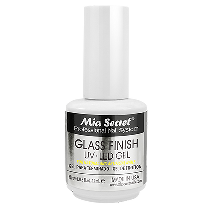 GLASS FINISH LED/UV GEL
