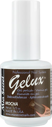 MOCHA GELUX GEL POLISH