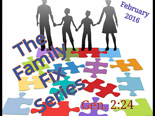The Family Fix Series