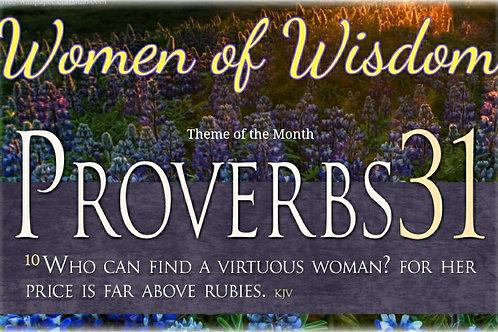 Women of Wisdom Series