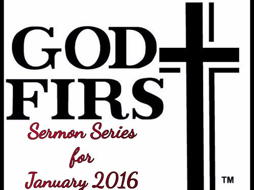 God First Series