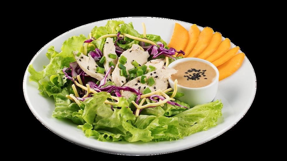 Mango Sesame Salad