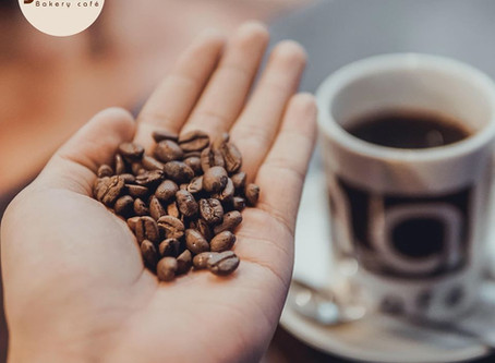 THE MAGIC OF COFFEE BEANS