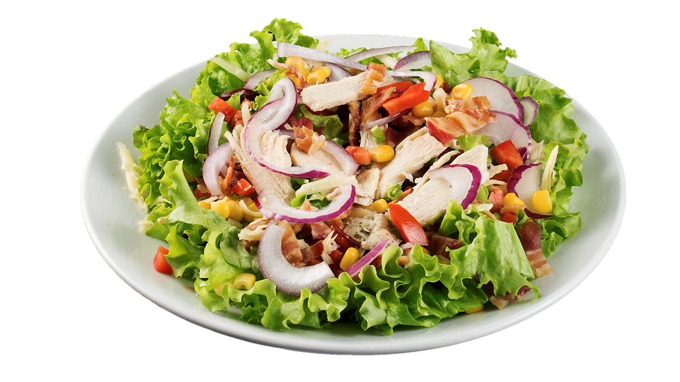 Southwest Ranch Salad