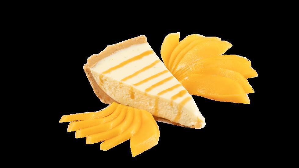 Cheesecake w/ Mango