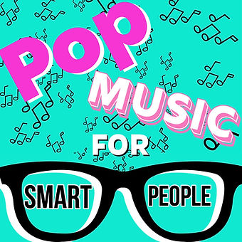 Logo for Pop Music For Smart People podcast.jpe