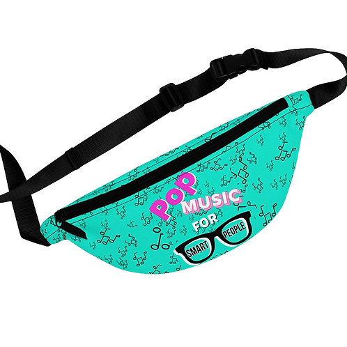 Pop Music For Smart People Fanny Pack