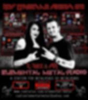 Elemental Metal - An original Radio Luv Production, Starring K-ROCK and SIN, and featuring the world's best metal! http://www.radioluv.com/elemental-metal