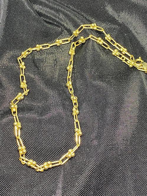 Tiffany Kolye 14 Ayar Altın